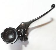 Disc Brake Master Cylinder - Black / Kawasaki & Honda
