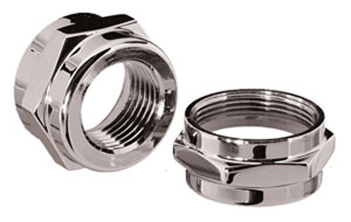"Adapter Nut - 3/8""NPT to 24mm x 1.0 (approx. 15/16"")"