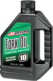 MAXIMA FORK OIL 10W 16OZ