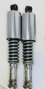 1969 HONDA SAND CAST USED OEM  REAR SHOCKS