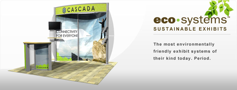 Eco•Systems™ Sustainable Exhibits