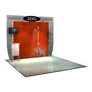 Alumalite Zero™ Trade Show Booths