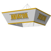 Hanging Banner Signs