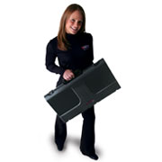 ShowStyle® Briefcase Displays