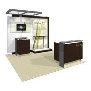 Solar™ Hybrid Exhibit Systems