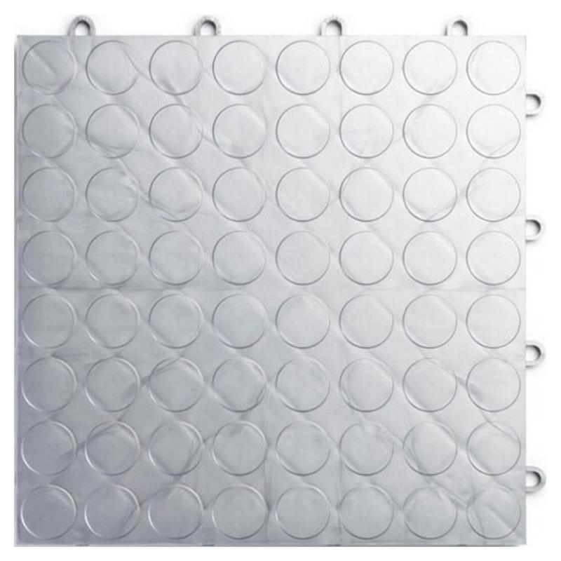 RaceDeck™ Modular Flooring · CircleTrac™ in Alloy