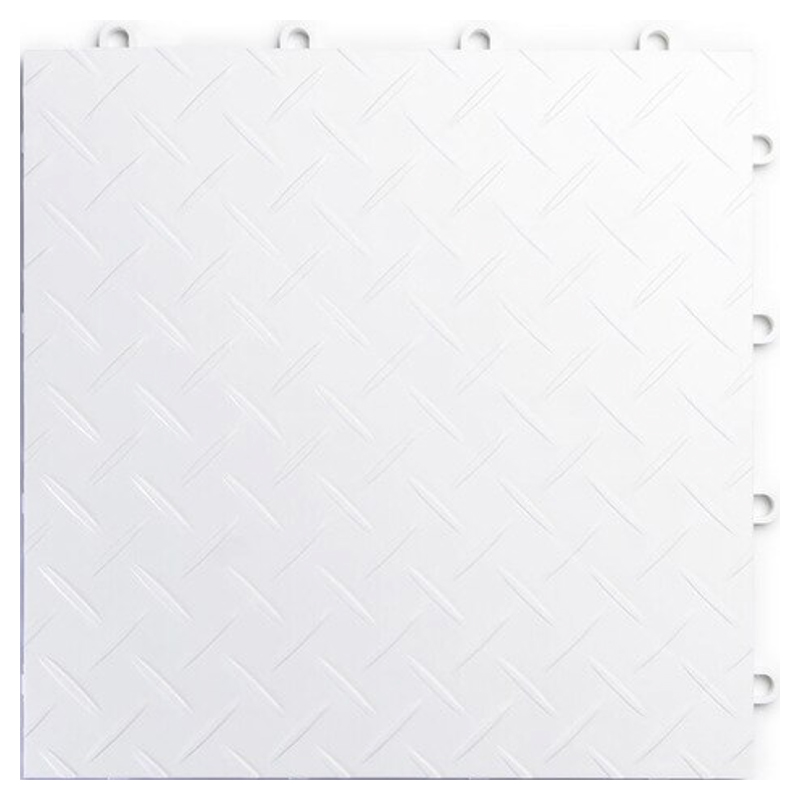 RaceDeck Diamond™ • White