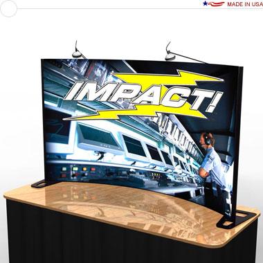 Aero™ Tabletop Display • Kit #8
