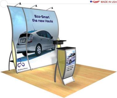 Clio Trade Show Exhibit