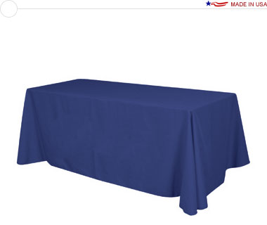 Economy 6′ Table Throw