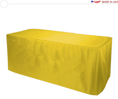3-Sided 6′ Nylon Table Cover