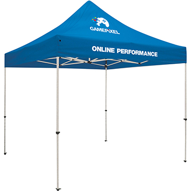 Standard 10′ Tent · Two Imprints