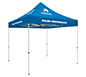 Standard 10′ Tent · Four Imprints