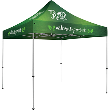 10′ Square Event Tents