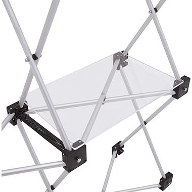 Micro GeoMetrix™ • Clear Shelf