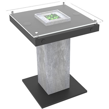 ECO-53C Wireless Charging Table