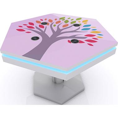 InCharg™ Wireless Charging Coffee Table