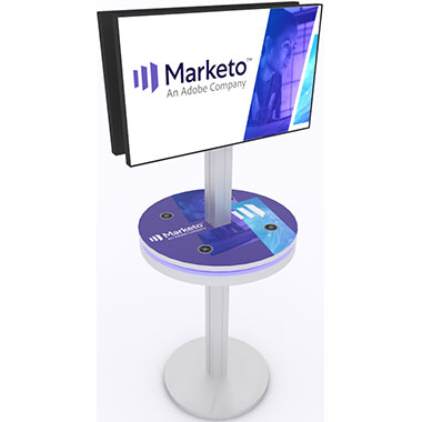 InCharg™ Charging Monitor Stand