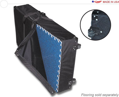 Soft Shipping Case for 10′ × 10′ Comfort Flooring