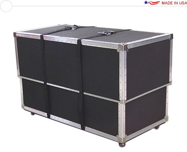 Hard Shipping Case for 20′ × 20′ Comfort Flooring