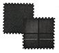 Comfort Carpet Plus · Optional Tile Back Channeling
