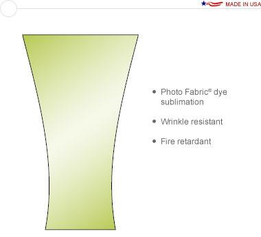 Allure™ Fountain Replacement Graphic