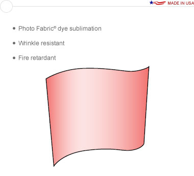 Entasi™ Graphic for a 10′ × 8′ Wave Frame - Crest Right