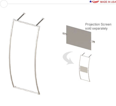 Entasi™ Extended Rear Projection Stand Off