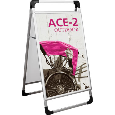 Ace 2™ Outdoor Sign