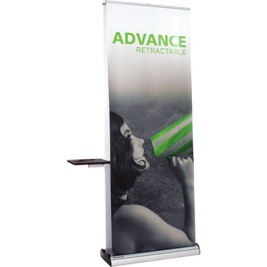 Advance™ Retractable Banner Stand • Kit 2