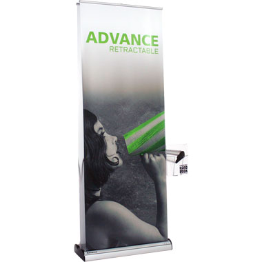 Advance™ Retractable Banner Stand • Kit 3