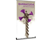 Barracuda™ 1200 Retractable Banner Stand