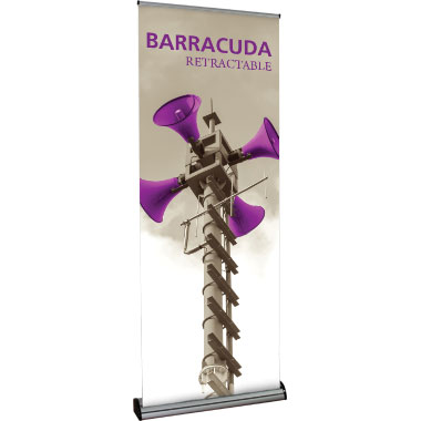 Barracuda™ 800 Retractable Banner Stand