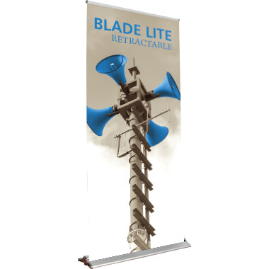 Blade Lite™ 1000 Retractable Banner Stand