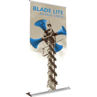 Blade Lite™ 1200 Retractable Banner Stand