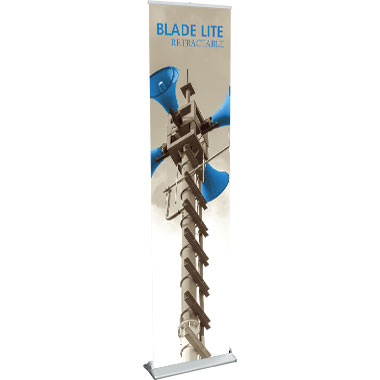 Blade Lite™ 400 Retractable Banner Stand
