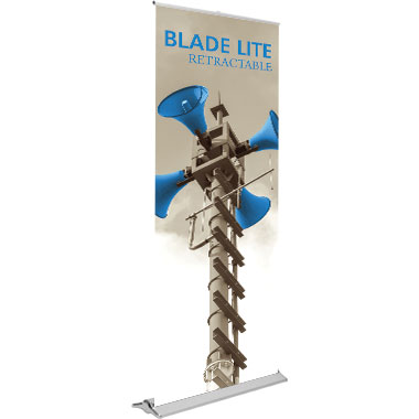 Blade Lite™ 800 Retractable Banner Stand