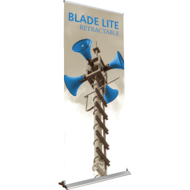 Blade Lite™ 850 Retractable Banner Stand
