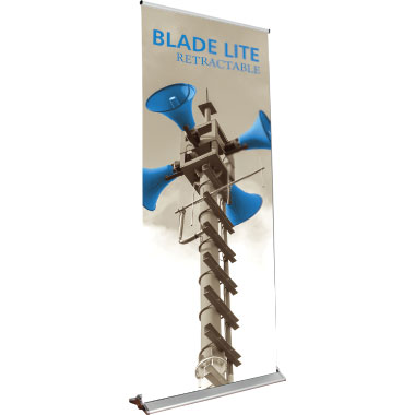 Blade Lite™ 920 Retractable Banner Stand