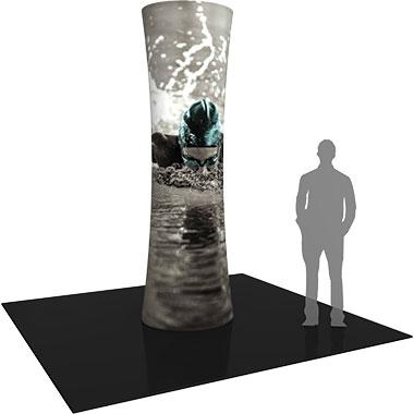 Formulate™ 10′ Cylinder Tower