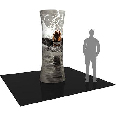 Formulate™ 8′ Cylinder Tower