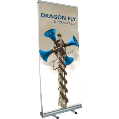 Dragonfly™ Retractable Banner Stand