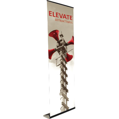 Elevate™ Retractable Banner Stand