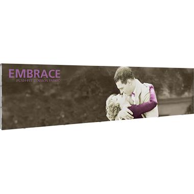 Embrace™ • 12×3 Pop Up Display