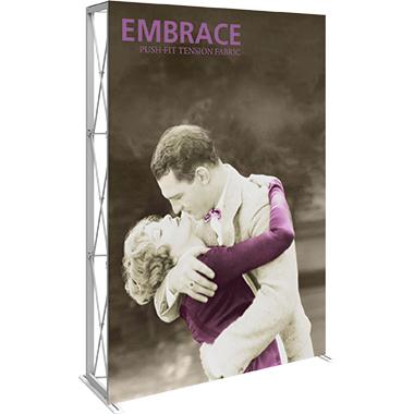 Embrace™ • 2×3 Pop Up Display