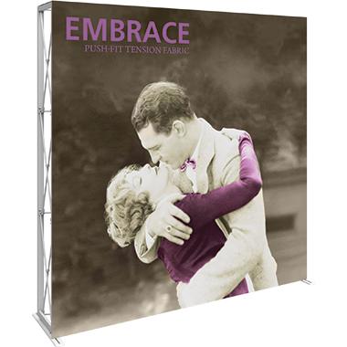 Embrace™ • 3×3 Pop Up Display