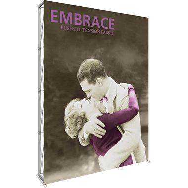 Embrace™ • 3×4 Pop Up Display