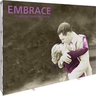 Embrace™ • 4×3 Pop Up Display