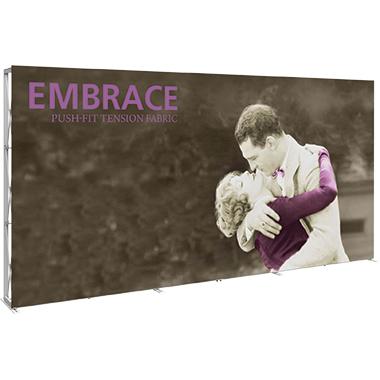 Embrace™ • 6×3 Pop Up Display