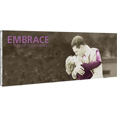 Embrace™ • 8×3 Pop Up Display